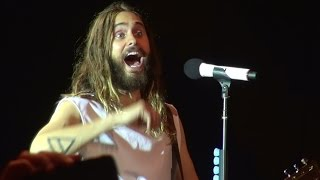 "30 Seconds To Mars ""From Yesterday"" (live in Yaroslavl, 09.07.2014)"