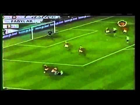 Cristiano Ronaldo in Sporting Lizbona vs Benfica Lizbona