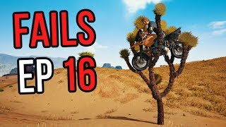PUBG: Fails & Unlucky Moments Ep. 16