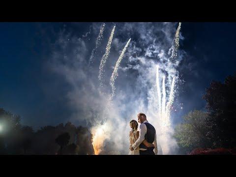 Un Matrimonio Da Favola In Villa Valenca - Wedding Video Trailer