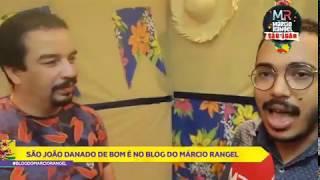 Gambar cover Entrevista ao Blog do Márcio Rangel