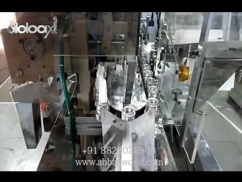 #Tube Filling & Sealing Machine, Linear, Rotary Laminated, Plastic, Aluminum Metal Tubes Filling