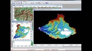 Elevation data processing in SAGA GIS