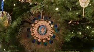 14 миллионов долларов потрачено на украшение новогодней елки в одном из отелей в испанской Марбелье.