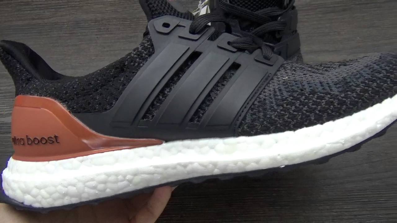 69a0ccfe3 ADIDAS ULTRA BOOST BROWN - YouTube