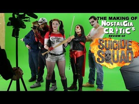 Suicide Squad - Making of Nostalgia Critic