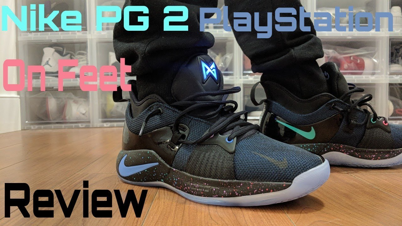 Nike PG 2 PlayStation On Feet Review!
