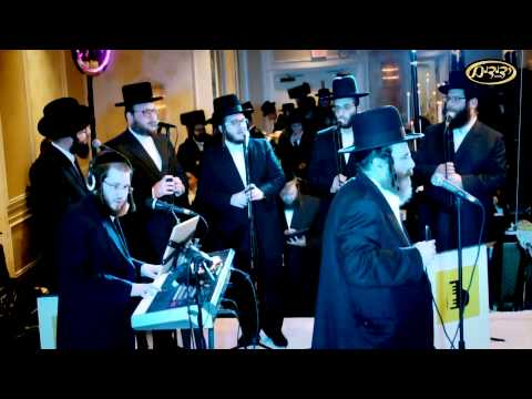 Isaac Honig And Yedidim Singing Adon Hakol A. Berko Production | אייזיק האניג  וידידים - אדון הכל