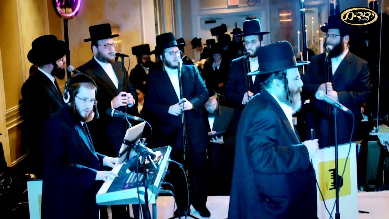Isaac Honig and Yedidim Singing Adon Hakol A. Berko Production | אייזיק האניג  וידידים - אדון הכל