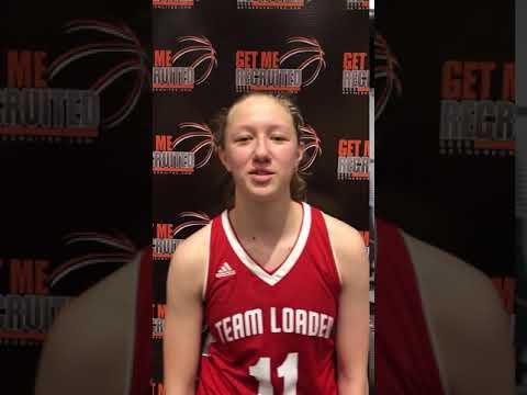 Stephanie Ouderkirk (Team Loaded 703-Cortez/Spotswood HS/Penn Laird, VA) 2020 6'2 F -