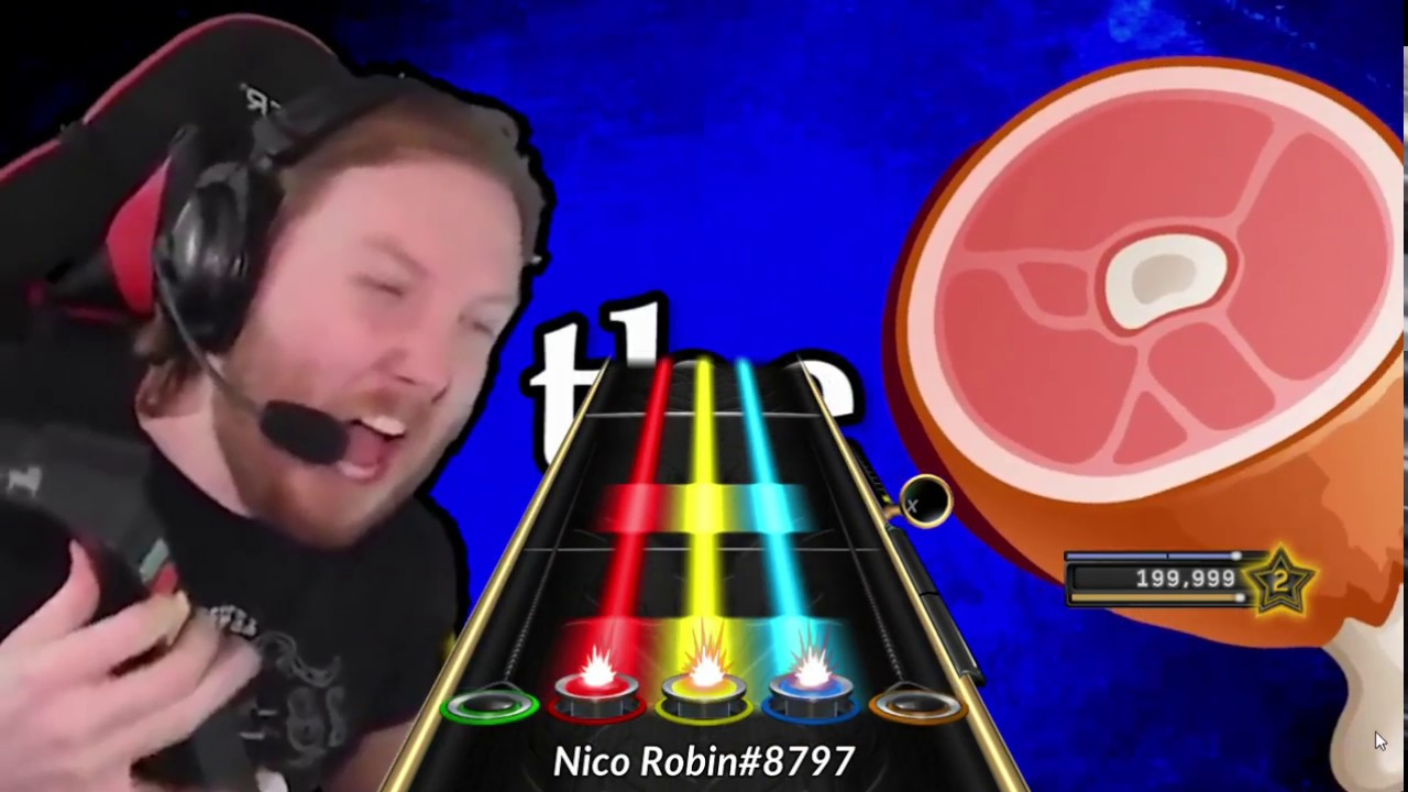 Clone Hero - Tier 0: PhucYoou - Through The Tables And Memes