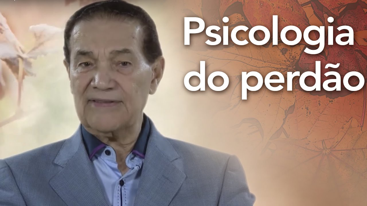 Psicologia do perdão - Encontro com Divaldo