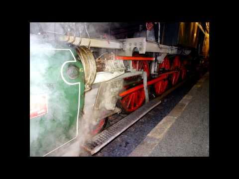 Vlaky Trochu Jinak #3 - Mikulášský Parní Vlak 2016