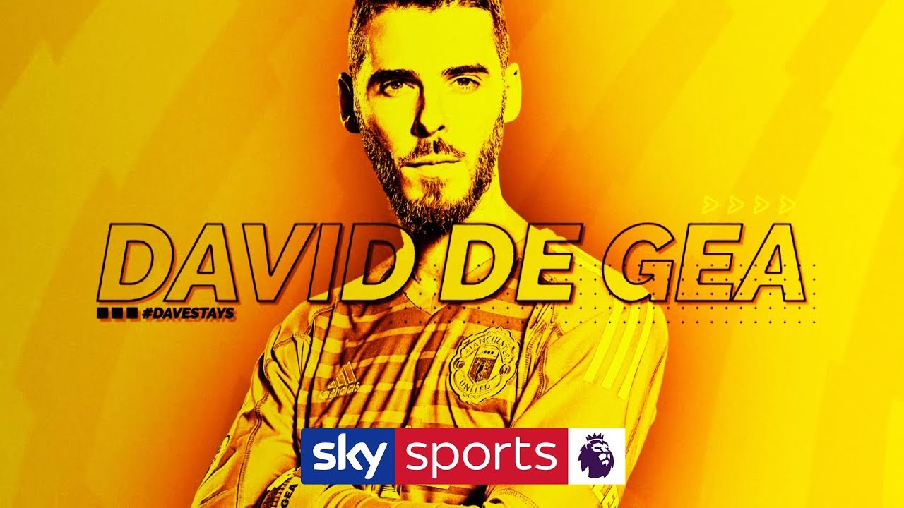 David de Gea's Greatest Premier League Saves | #DaveStays