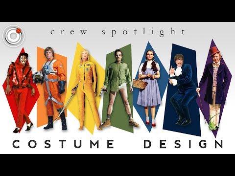 How A Costume Designer Creates An Iconic Look Crew Spotlight Youtube