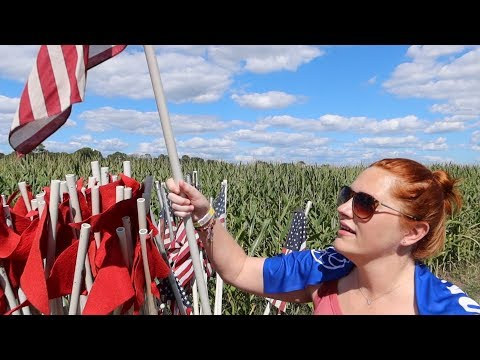 A Real Florida Fall Corn Maze Adventure! | Maze, Marketplace & A Hayride!