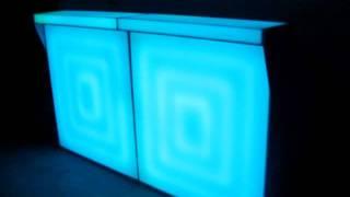 Аренда, светящаяся мобильная барная стойка Киев.(, 2011-11-11T20:44:17.000Z)