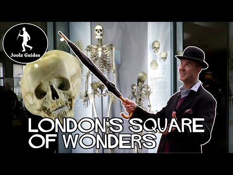 Quirky London Walks 2: Lincoln's Inn Fields | Holborn