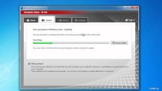 Best Free AntiVirus - Microsoft Security Essentials - Tutorial