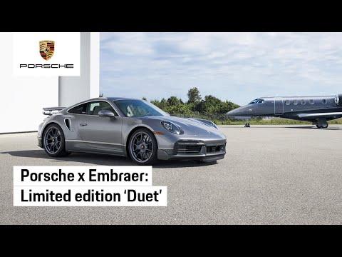 Porsche x Embraer - Duet