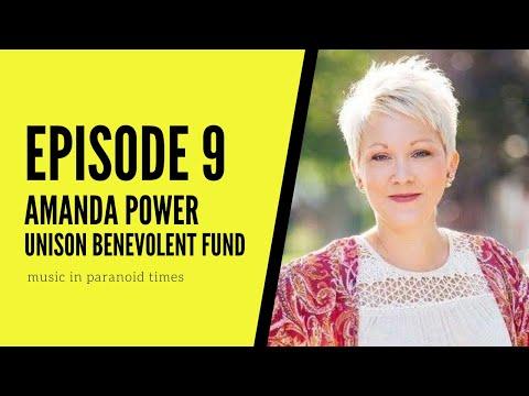 Amanda Power of Unison Benevolent Fund