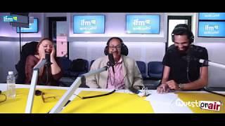 Question on air avec Manel Abdlkoui et Mounir Argui