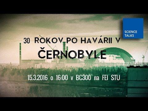 Černobyľ: 30 rokov po havárii