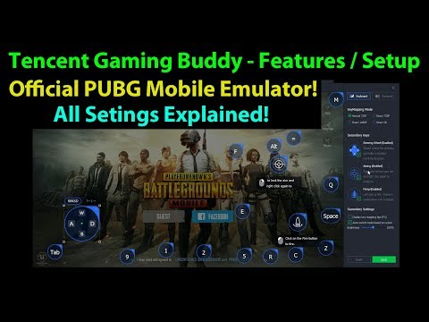 Tencent Gaming Buddy lets you play PUBG Mobile on your PC