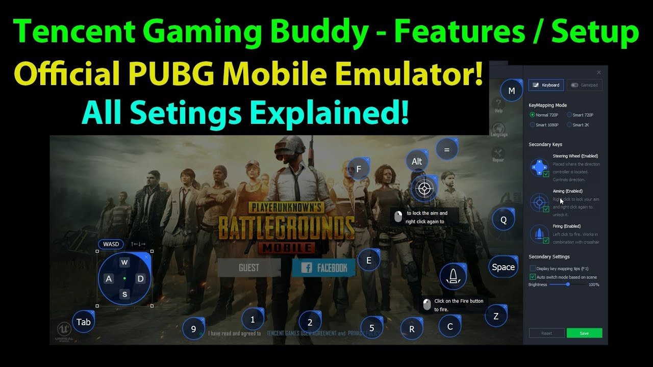 Pubg Mobile Ultra Hd Tencent Gaming Buddy: Official PUBG Mobile Emulator