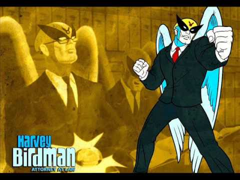 Harvey Birdman Attorney At Law