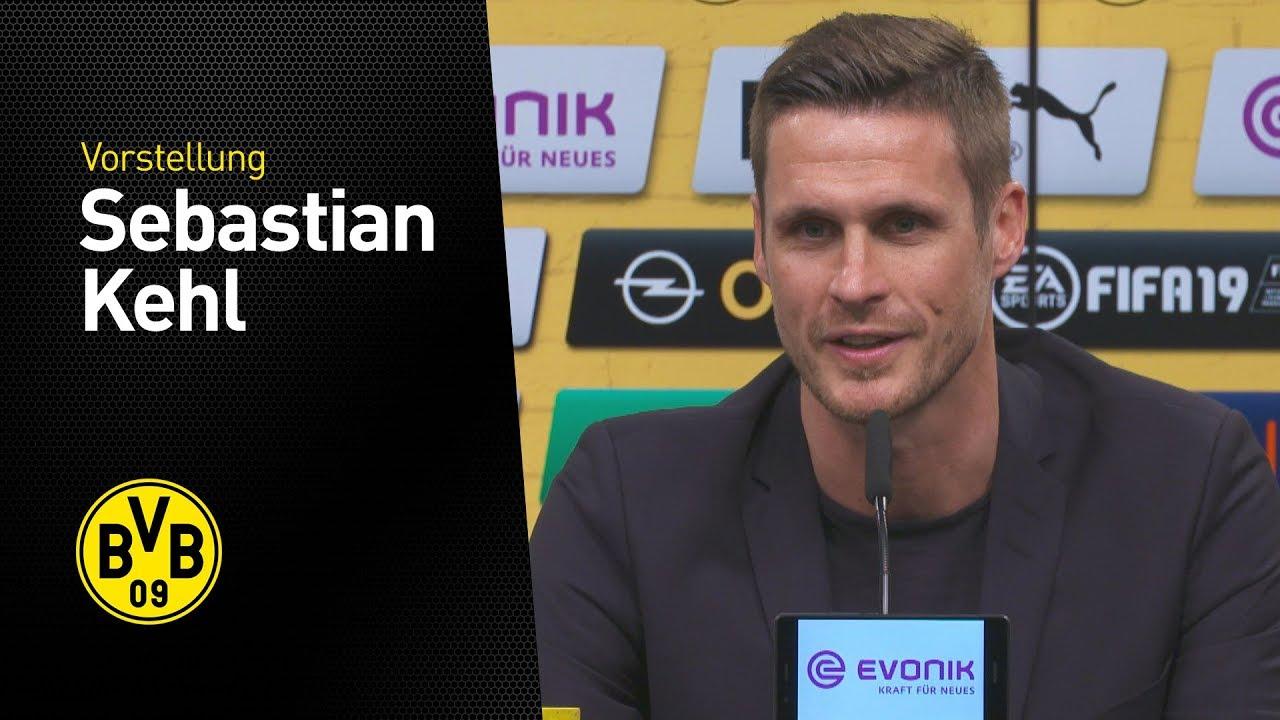 Sebastian Kehl ist zurück beim BVB! | Pressekonferenz mit Watzke, Zorc und Kehl