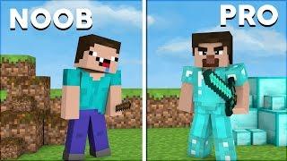 Minecraft: A DIFEREÇA ENTRE JAZZGHOST NOOB E JAZZGHOST PRO!