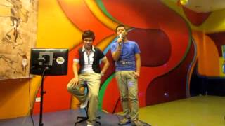 "Videoke Karaoke - My Love Will See You Through ""Duet"" (01/20/2013)"