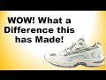 WOW! What a Difference this has Made! Women's Shoes That You Can Put Orthotics In