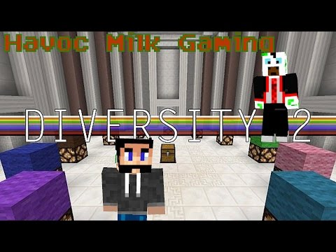 Havoc Milk Gaming Minecraft Diversity #9