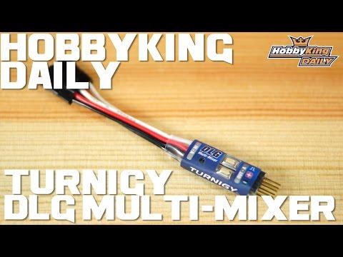 HobbyKing Daily - Turnigy DLG Multi-Mixer thumbnail