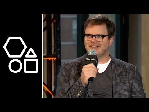 Rainn Wilson Talks About 'Backstrom' | AOL BUILD