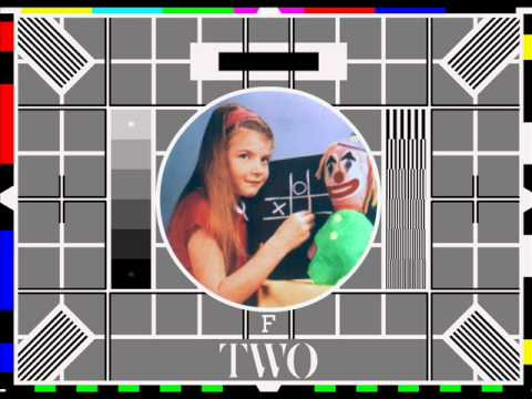 BBC 2 Test Card - Heaven Makes You Happy (Complete)