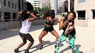 FRENCH DANCEHALL PARTY  ( Choreo By Steeve Broly) [H.D]