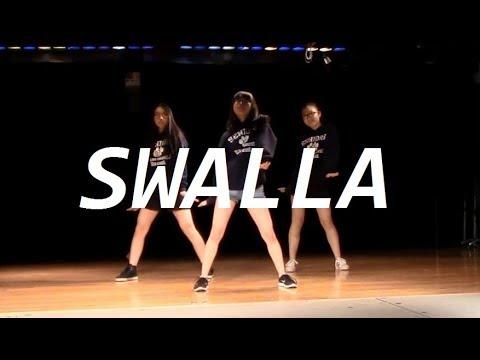 Swalla Dance Cover (Choreography by 1MILLION Dance Studio Park