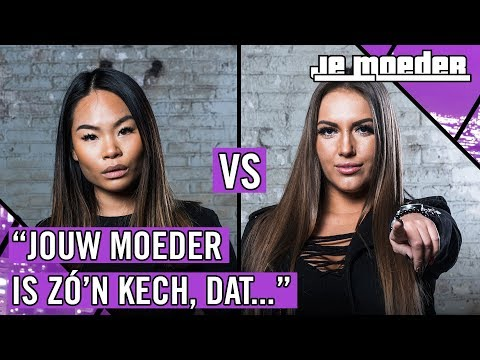 LENA VS STACY (EOTBDD) - JE MOEDER Afl.  2