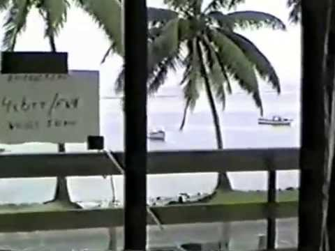 South Pacific DXpedition By 4X6TT