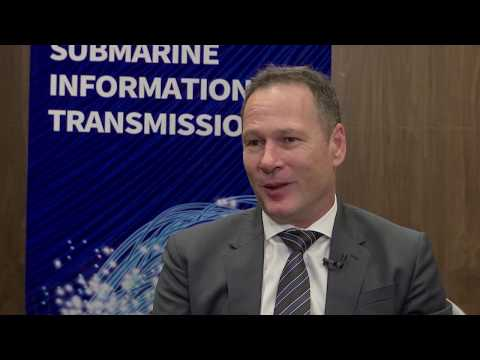 Submarine Network World 2017: Mike Constable, CEO of Huawei Marine Networks