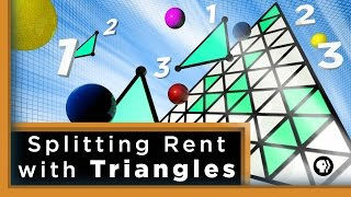 Splitting Rent with Triangles | Infinite Series