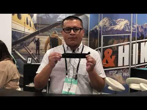 Overview of YKK's Anti-Bacterial Racquet Coil Zipper with Alex Aparicio