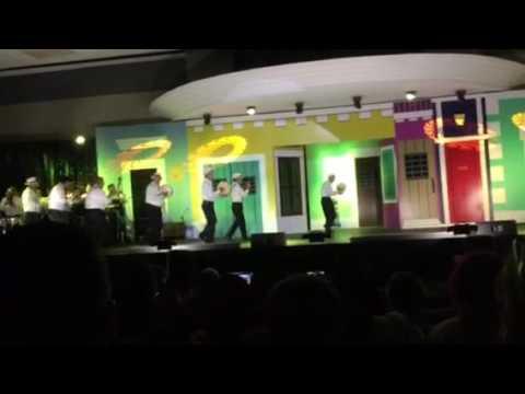 Evento cultural, asamblea especial Puerto Rico