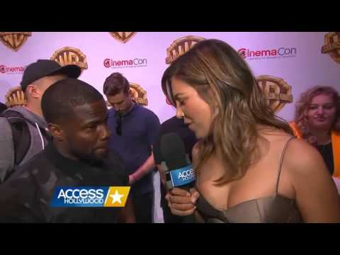 Kevin Hart  'Central Intelligence' Co Star Dwayne Johnson Is The 'Comic Relief'