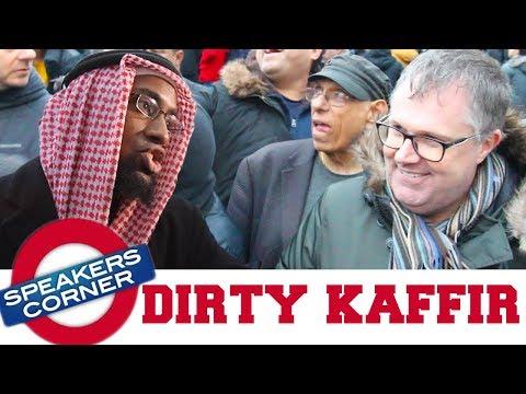 Zakariyah Advised To Slay The Kaffir | But Will He Listen? | Speakers Corner