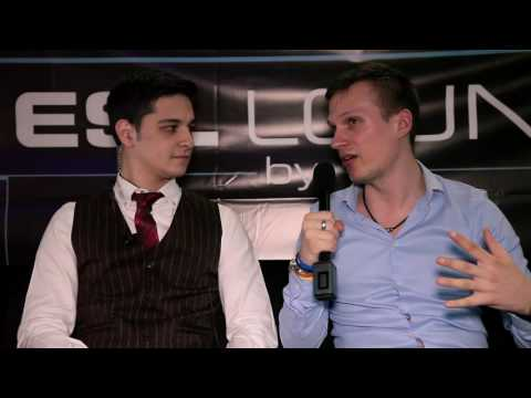 """Interview with Alex """"Bliss"""" Stinson LOL caster"""