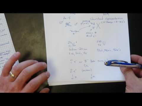 Nuclear Equations and Mass-Energy Equivalence
